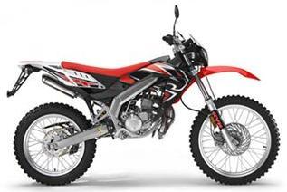 2009 Aprilia RX50
