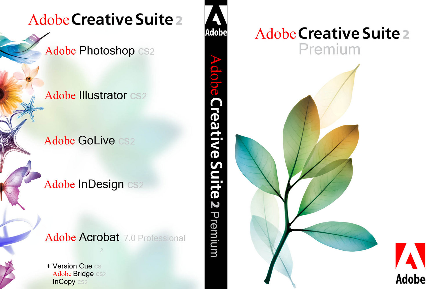 Adobe creative suite 2 premium education