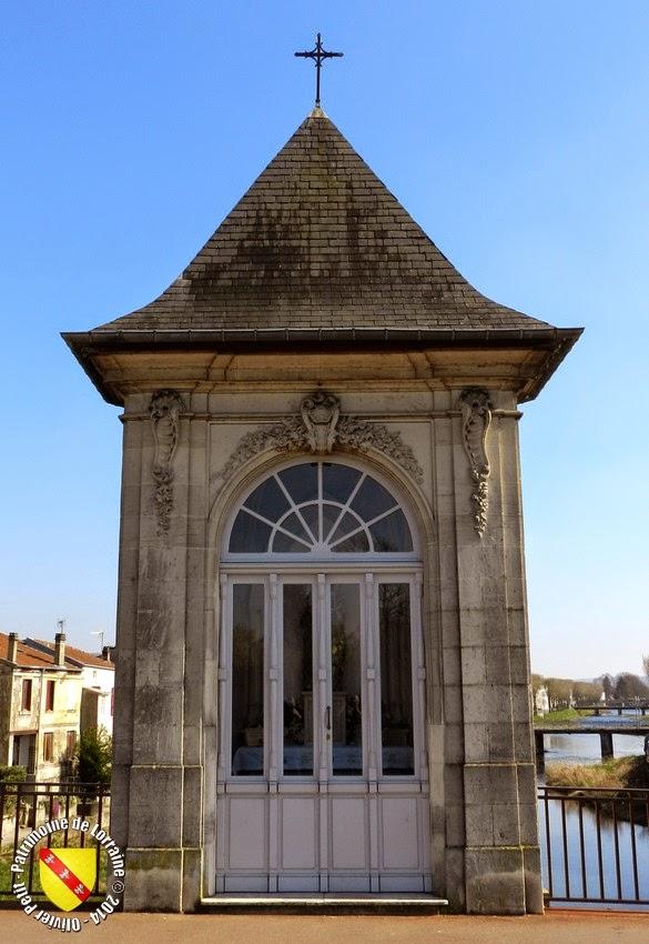 BAR-LE-DUC (55) - Pont Notre-Dame -Chapelle