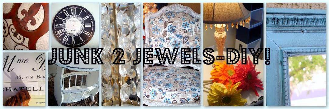 Junk 2 Jewels - DiY!