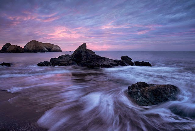 The Dreamy Coast by Rob Macklin