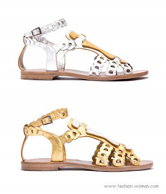 obuv barbara bui vesna leto 2011 26 Жіноче взуття від Barbara Bui