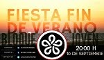 Fiesta fin de Verano