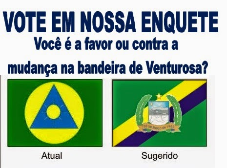 VOTE EM NOSSA ENQUETE