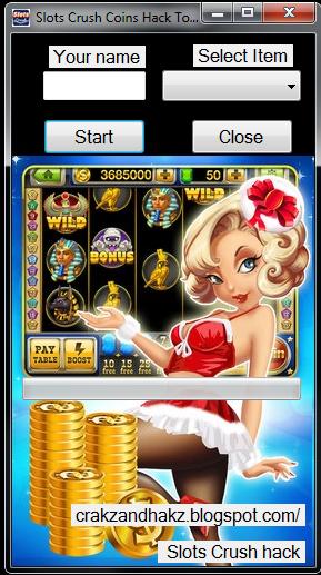 free slots hack