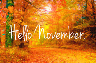 november please be nice to us.