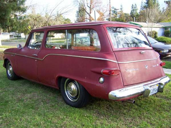 1960 Studebaker Lark Wagon | Auto Restorationice