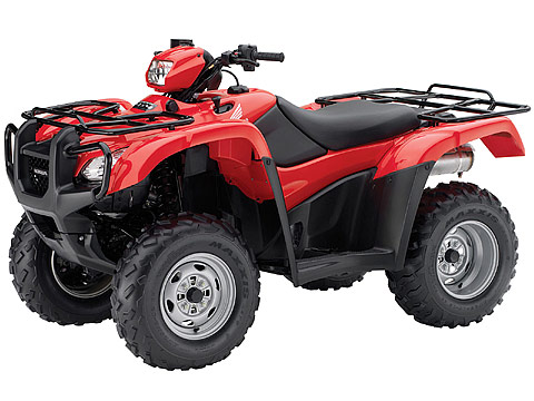 2013 Honda FourTrax Foreman 4x4 ES with Electric Power Steering TRX500FPE atv pictures. 480x360 pixels