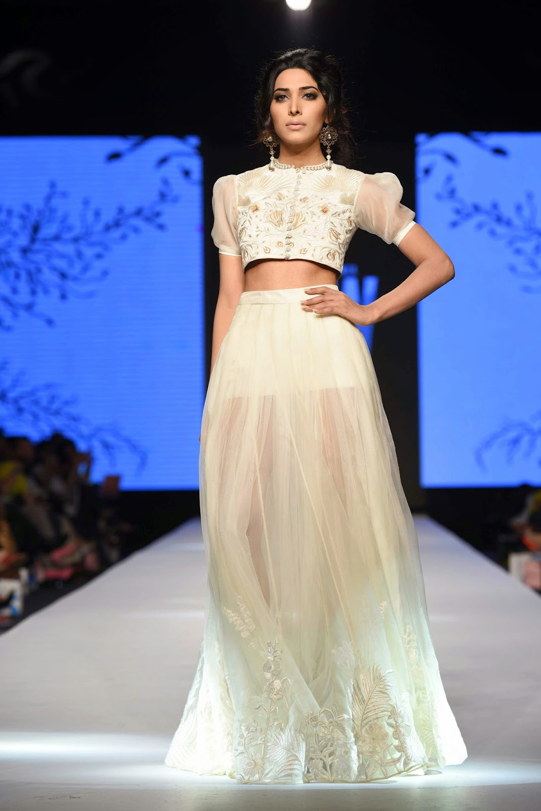 Zaheer Abbas Telenor Fashion Pakistan Week 2015 Day 2