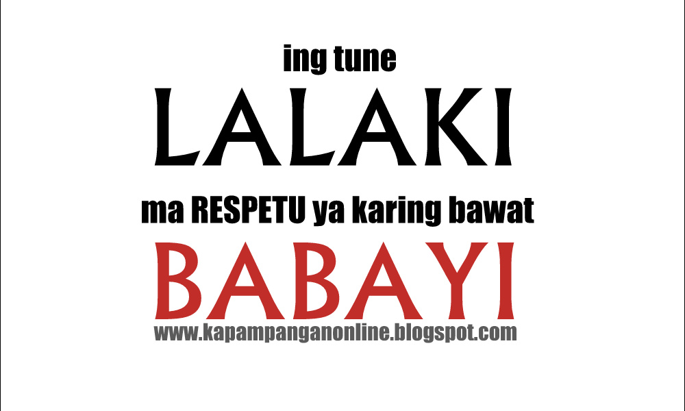 I Love You Quotes On Twitter Tagalog : Kapampangan Online: Kapampangan Quotes 11
