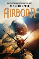Book cover of Airborn by Kenneth Oppel