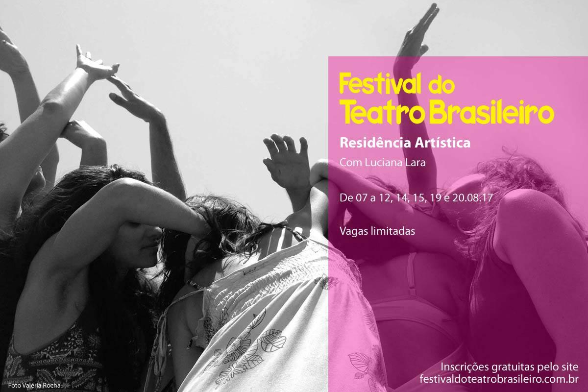 Residência artística com Luciana Lara em Belo Horizonte-MG
