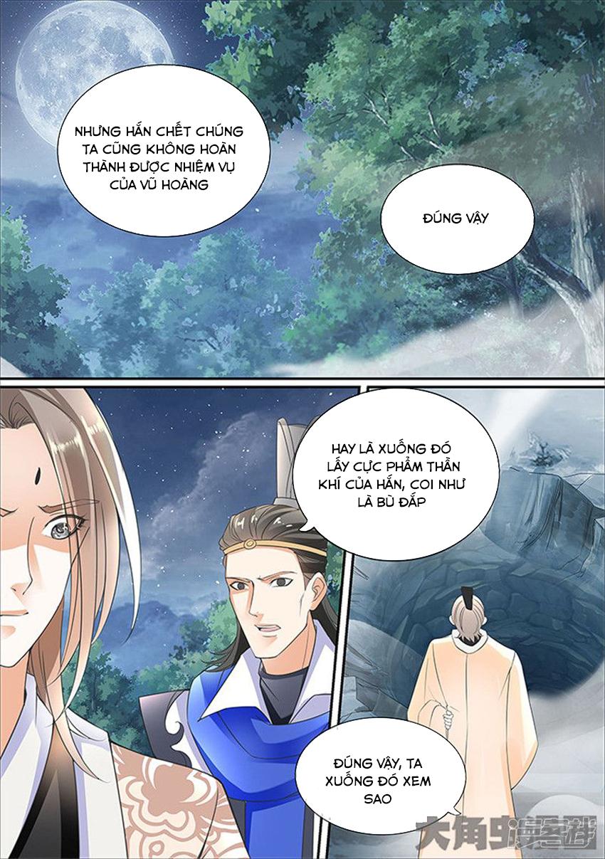 Tinh Thần Biến Chap 424 - Trang 6
