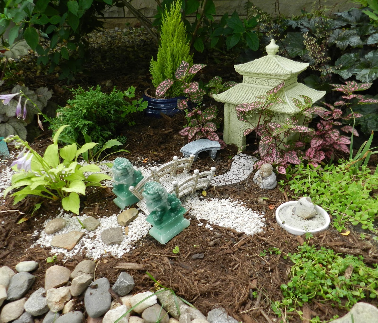 Japanese Garden: Prairie Rose's Garden: Welcome To My Japanese Garden
