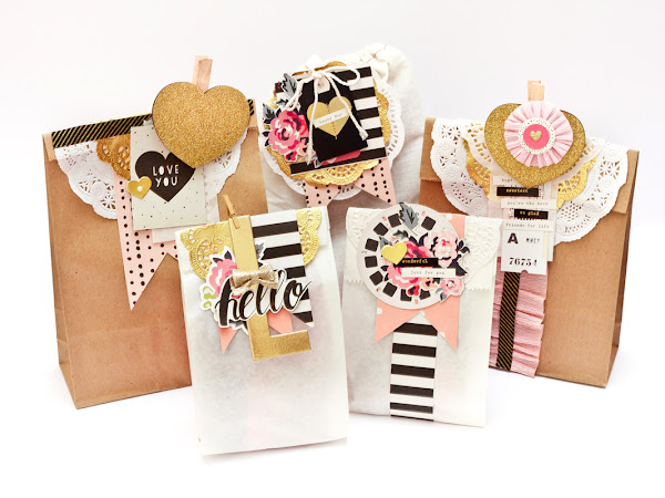 Maggie Holmes : Gift Packaging