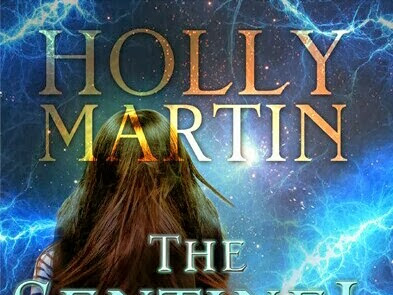 Cover reveal: The Sentinel by Holly Martin
