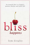 "Signed Copy Of ""Bliss Happens"""