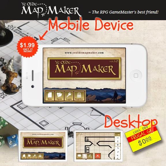 Free GM Resource: Ye Olde Map Maker
