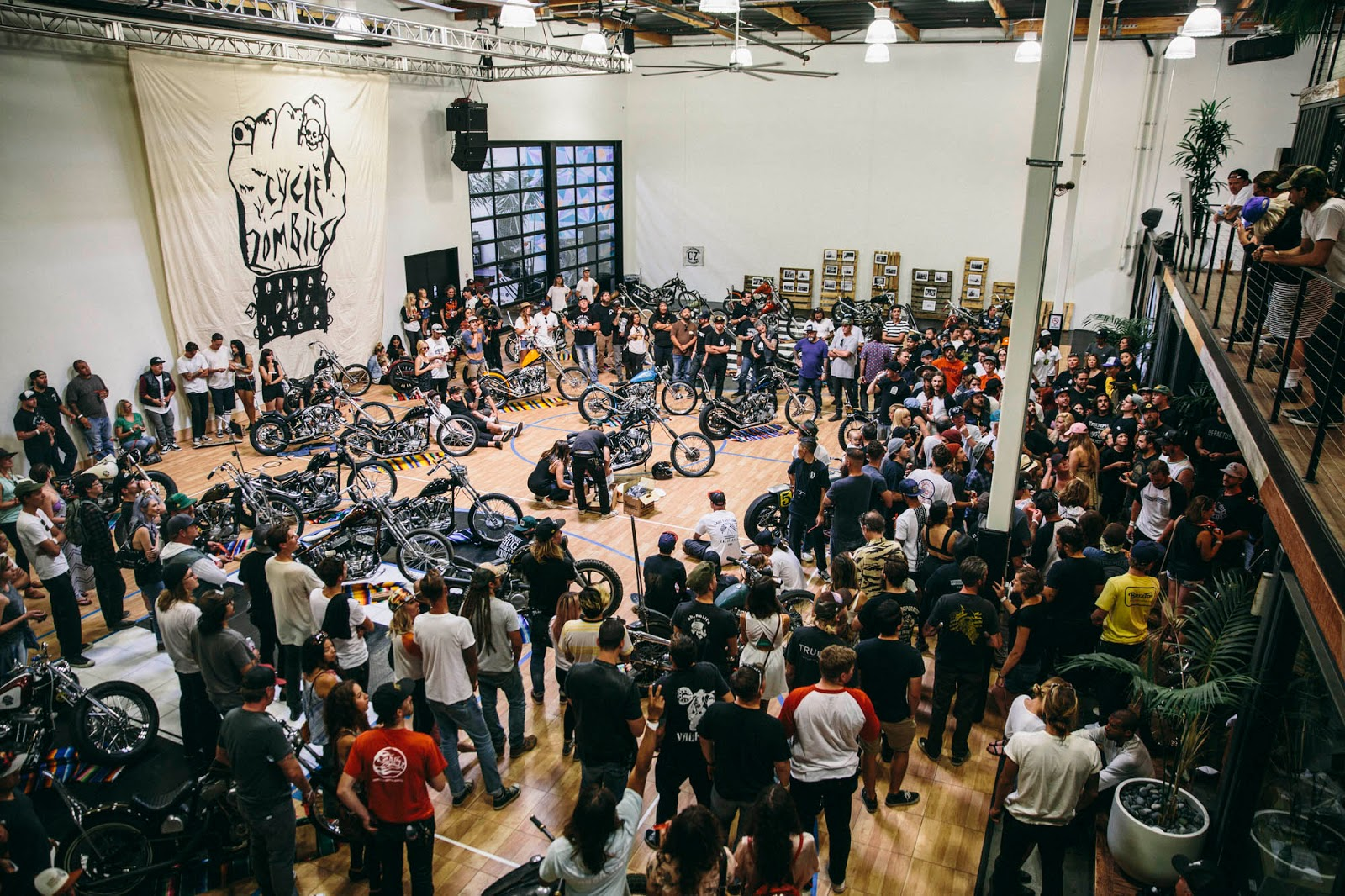 cycle zombies blog: CZ X Stance Party