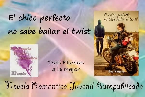 Mejor Novela Romántica Juvenil Autopublicada