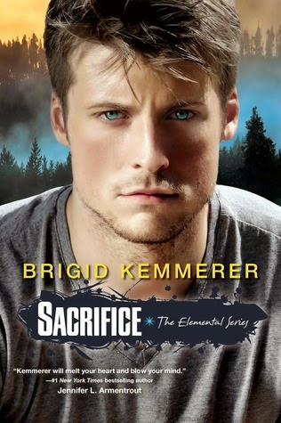Sacrifice book cover