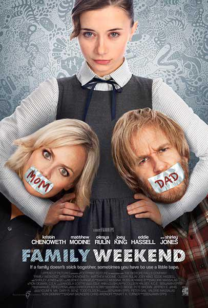 Family Weekend [2013] [DvdRip-Avi] [Subtitulada] [FS-BU-PL]