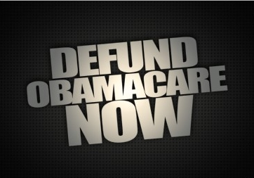 Defund Obamacare Now