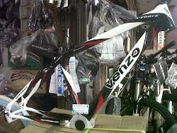 frame mtb carbon