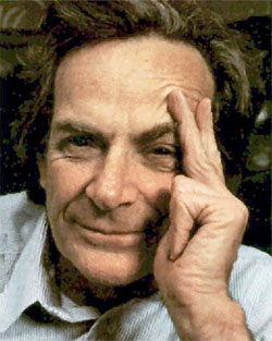 Richard Philips Feynman