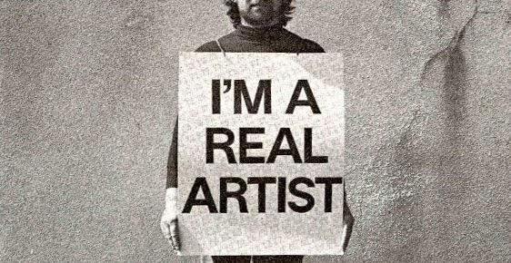de pueblo cuando me refiero al artista de pueblo no estoy hablando de