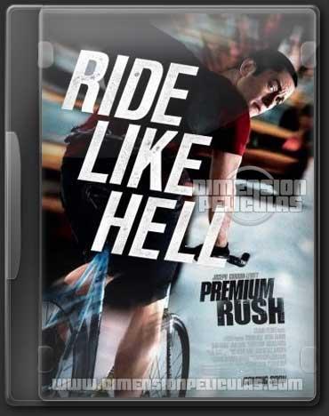 Premium Rush (DVDRip Español Latino) (2012)