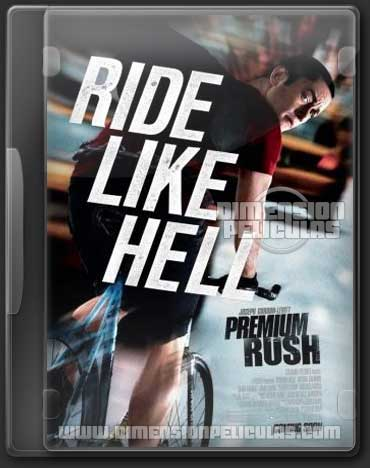 Premium Rush (BRRip HD Ingles Subtitulada) (2012)