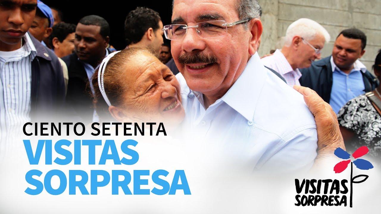 VISITAS SORPRESA