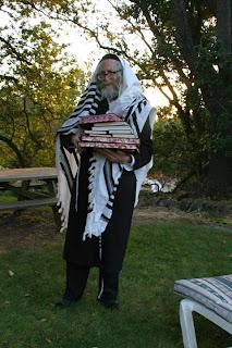 תמונה של הרב אליעזר ברלנד