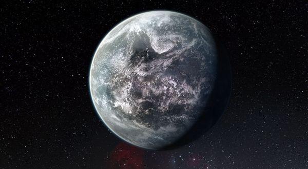 Planet HD 85512 b, yang memiliki karakteristik seperti Bumi