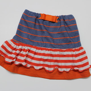 tiered Layered Skirt
