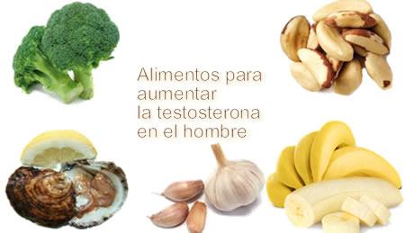 Alimentos para aumentar la testosterona en el hombre - Alimentos con testosterona ...