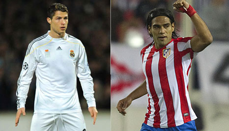 Atletico De Madrid vs Real Madrid