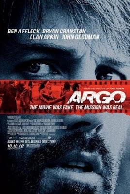 ARGO 2012 Movie Poster