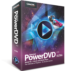 Cyberlink Power DVD Ultra 13.0 Full Version