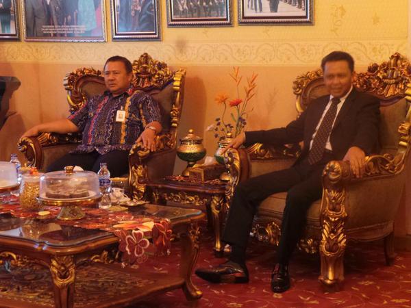 OJK dan Bupati Bantaeng Sulawesi Selatan