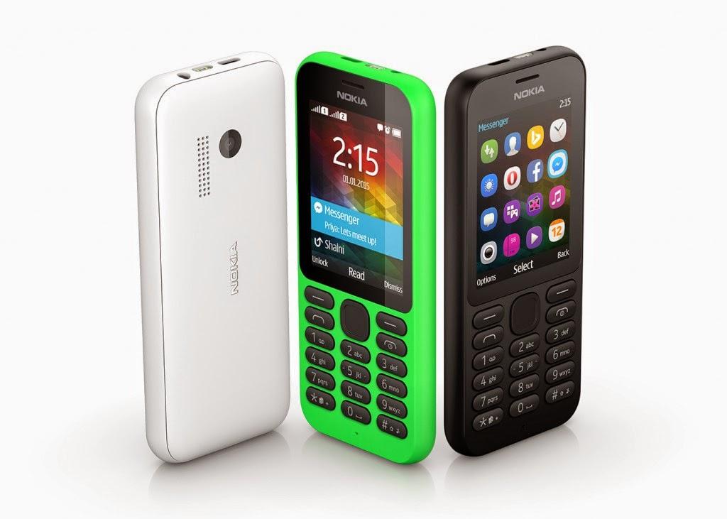 هاتف نوكيا 215