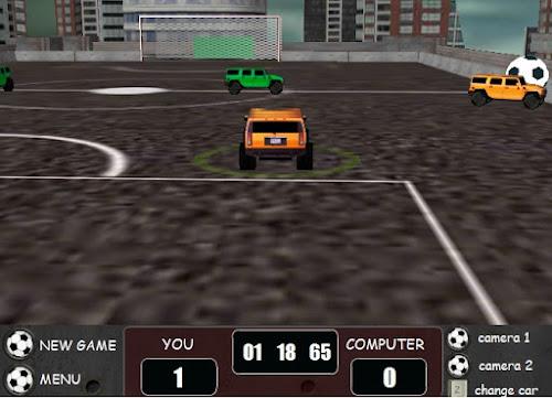 Jogar Online Hummer Football
