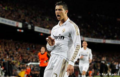 Cristiano Ronaldo manda callar al Camp Nou