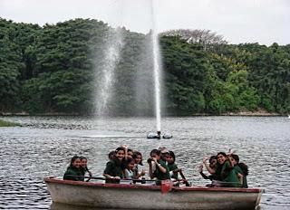 Mysore Lake fun