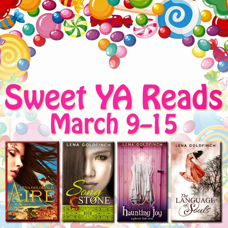 1 Week - 4 Sweet Reads!