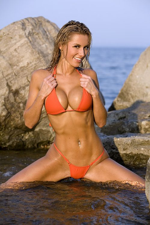 Hot fitness models sex