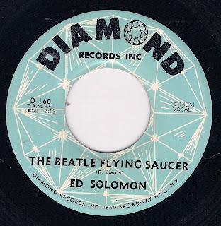 Ed Solomon The Beatle Flying Saucer