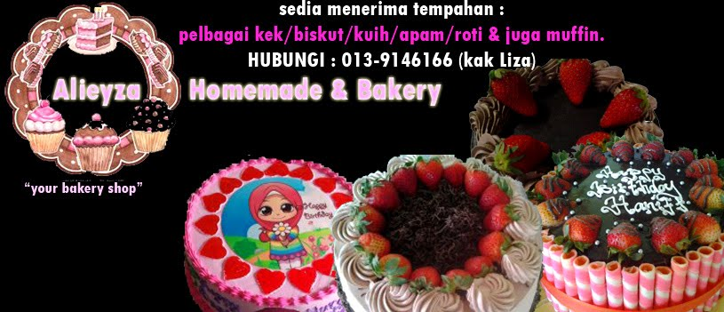 Alieyza Homemade & Bakery