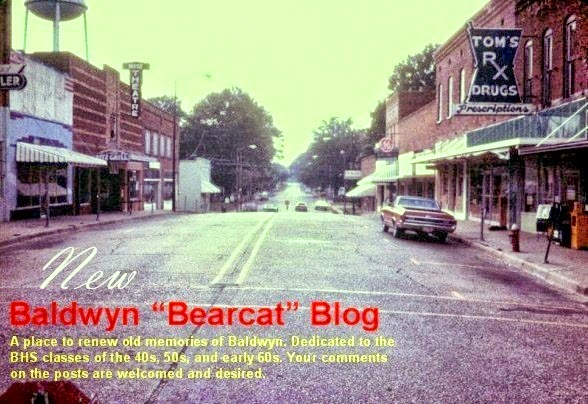 "New Baldwyn ""Bearcat"" Blog"